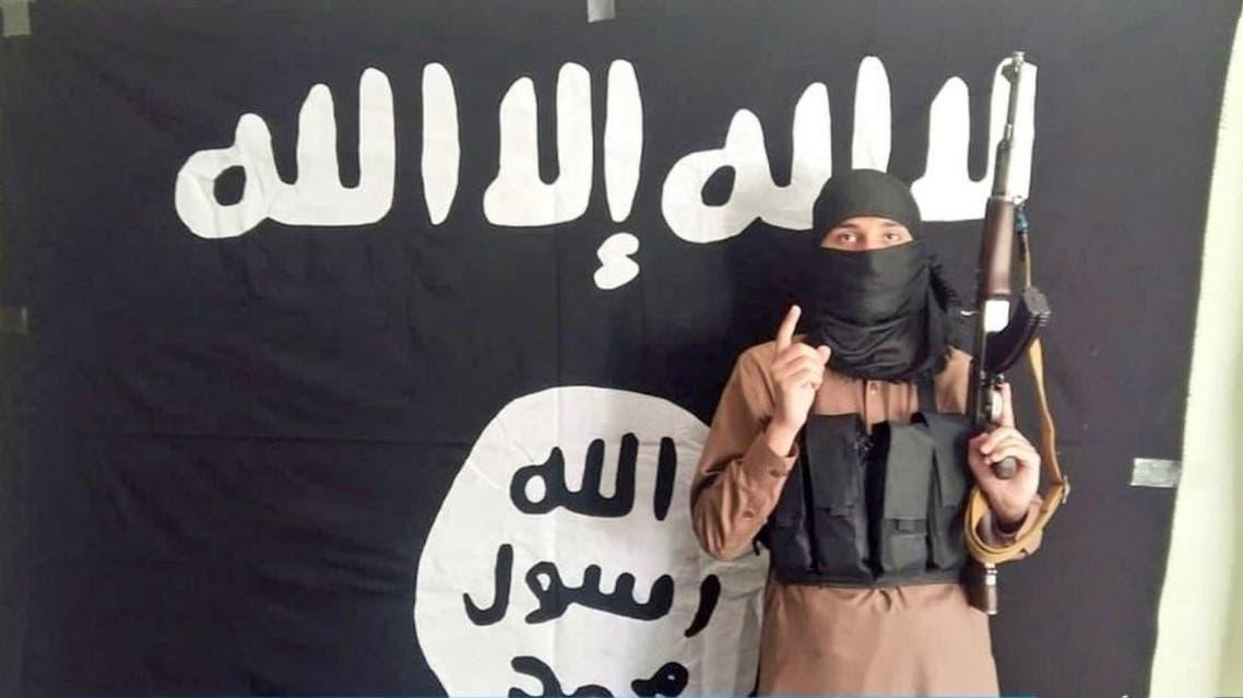 صورة الانتحاري عبد الرحمن اللوغري نقلاً عن أعماق