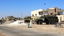 مسلحو المعارضة يبدأون إخلاء آخر معقل لهم في جنوب سوريا