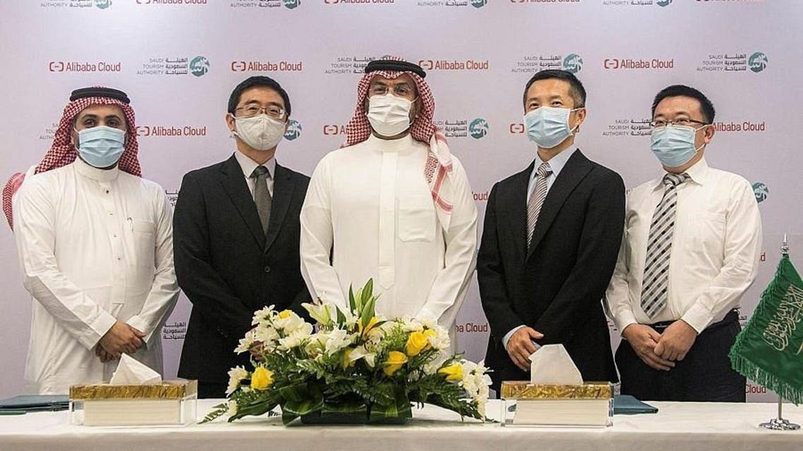 The agreement with Alibaba Cloud is part of Saudi Tourism Authority's strategy to employ the latest technology to deliver seamless traveler experiences. (SPA)