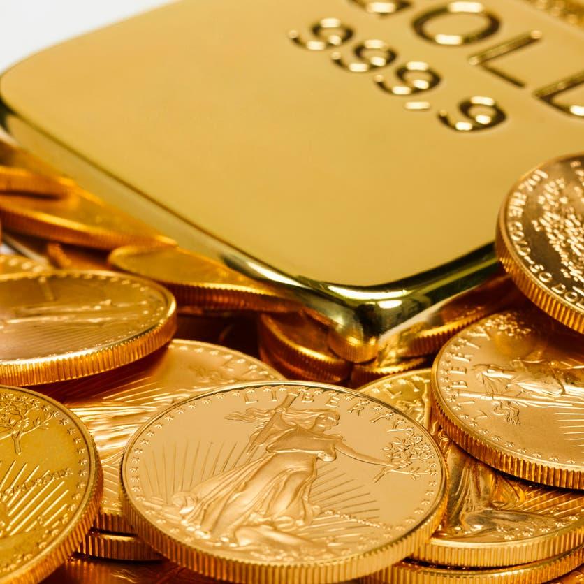 الذهب يصعد وسط ضغوط رهانات على رفع أسعار الفائدة