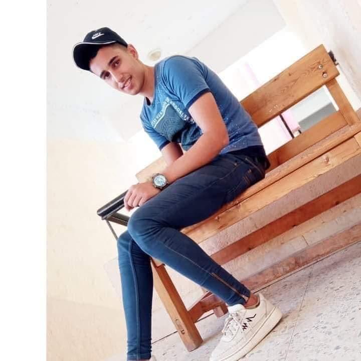 الشاب إبراهيم شريف