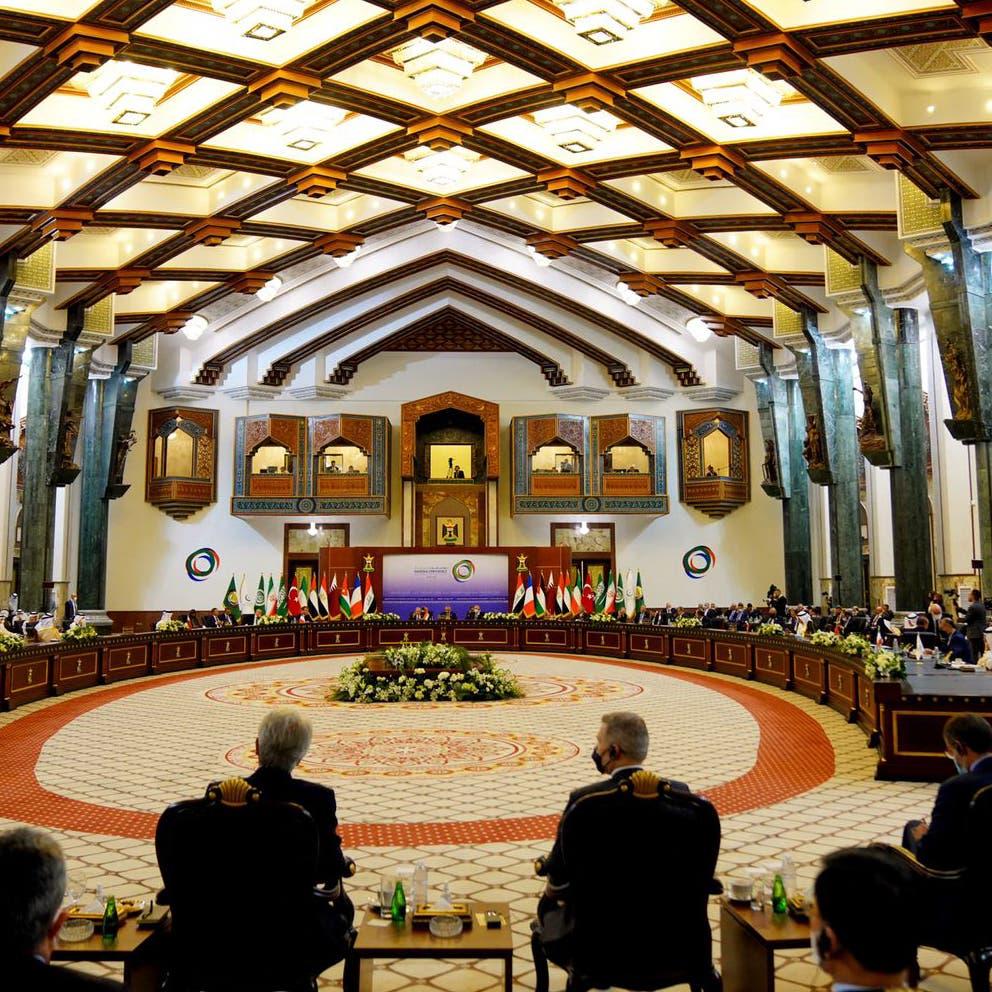 """الخارجية الأميركية: مؤتمر بغداد يعكس الدور """"الرائد"""" للعراق"""