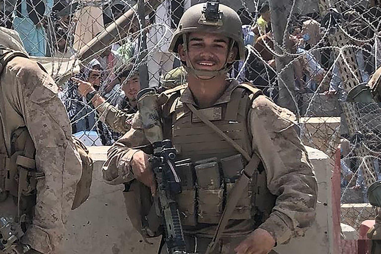 الجندي Kareem Nikoui  أحد ضحايا تفجير كابل