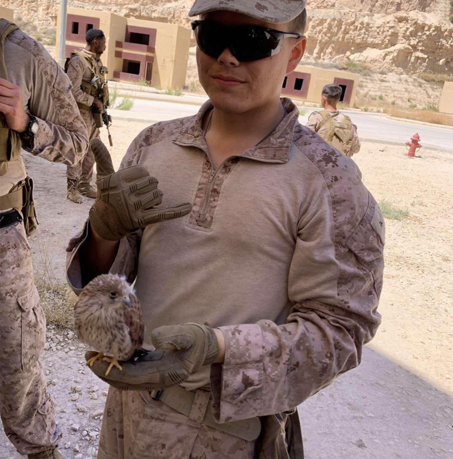 الجندي Jared Schmitz   أحد ضحايا تفجير كابل