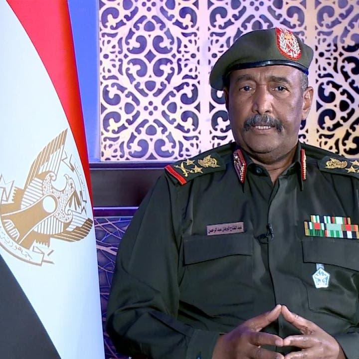 """البرهان: ما يقال عن نية الجيش القيام بانقلاب """"افتراء"""""""