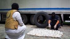 Saudi authorities foil attempts to smuggle over 1.1 mln hidden Captagon pills