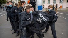Thousands in Berlin protest COVID-19 measures