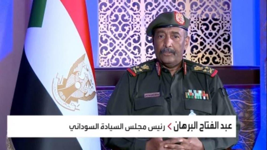 البرهان من مقابلة العربية