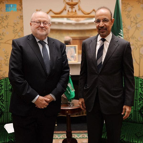 وزير الاستثمار السعودي يختتم زيارته للمملكة المتحدة