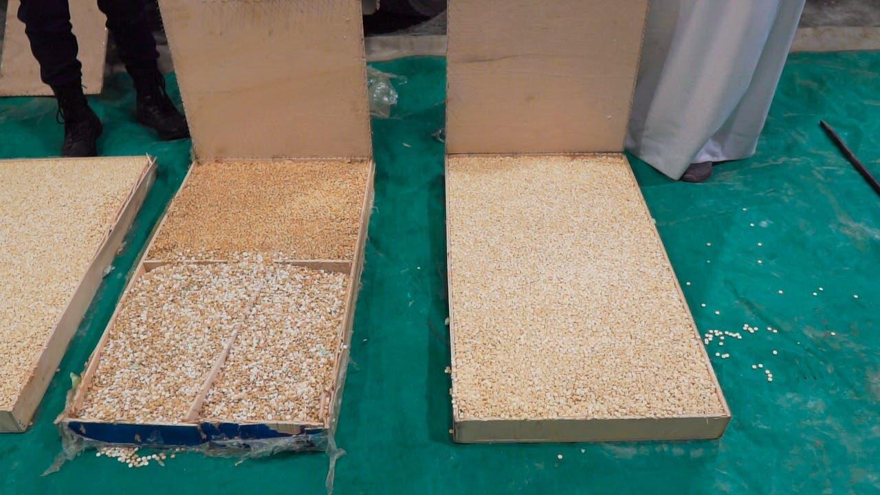 Saudi Arabia foils six attempts to smuggle more than 1.1 million Captagon pills