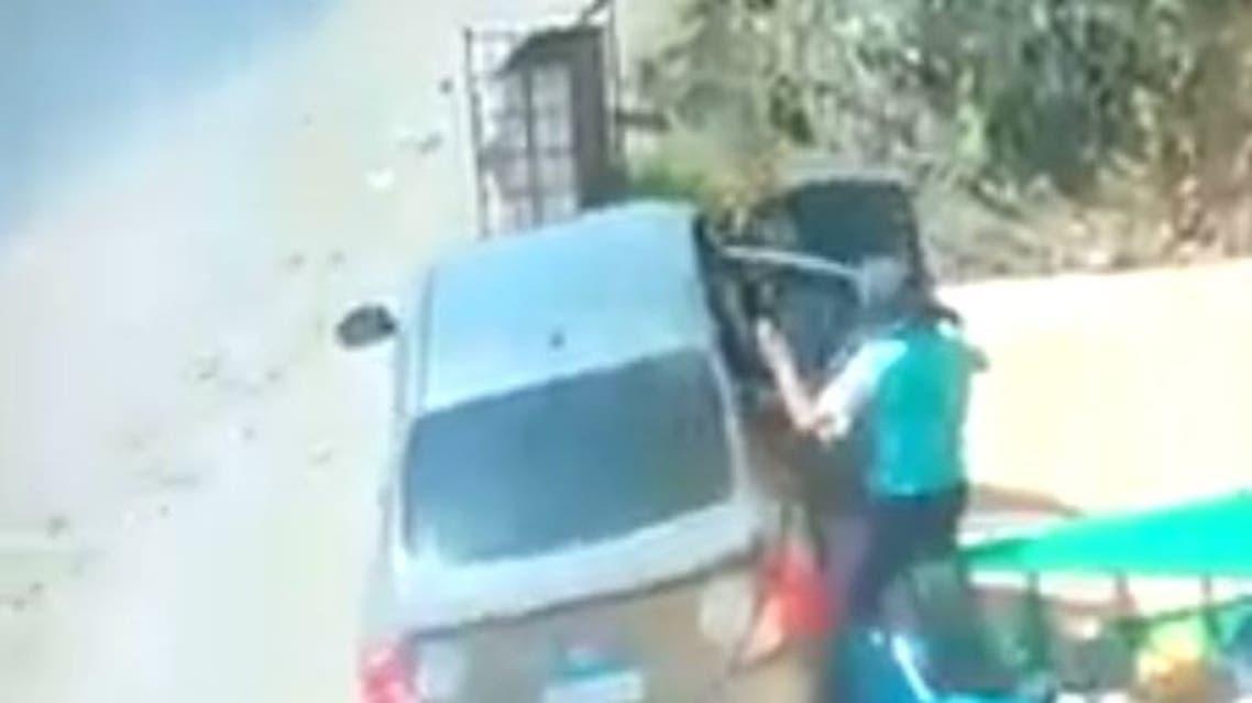 كاميرات مراقبة تكشف واقعة اختطاف طفل بمصر