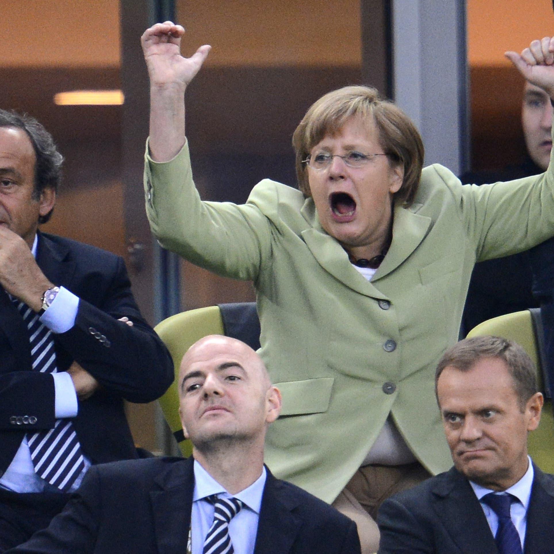 تصدرت المشهد لـ16 عاما.. تعرف على سيدة ألمانيا الحديدية