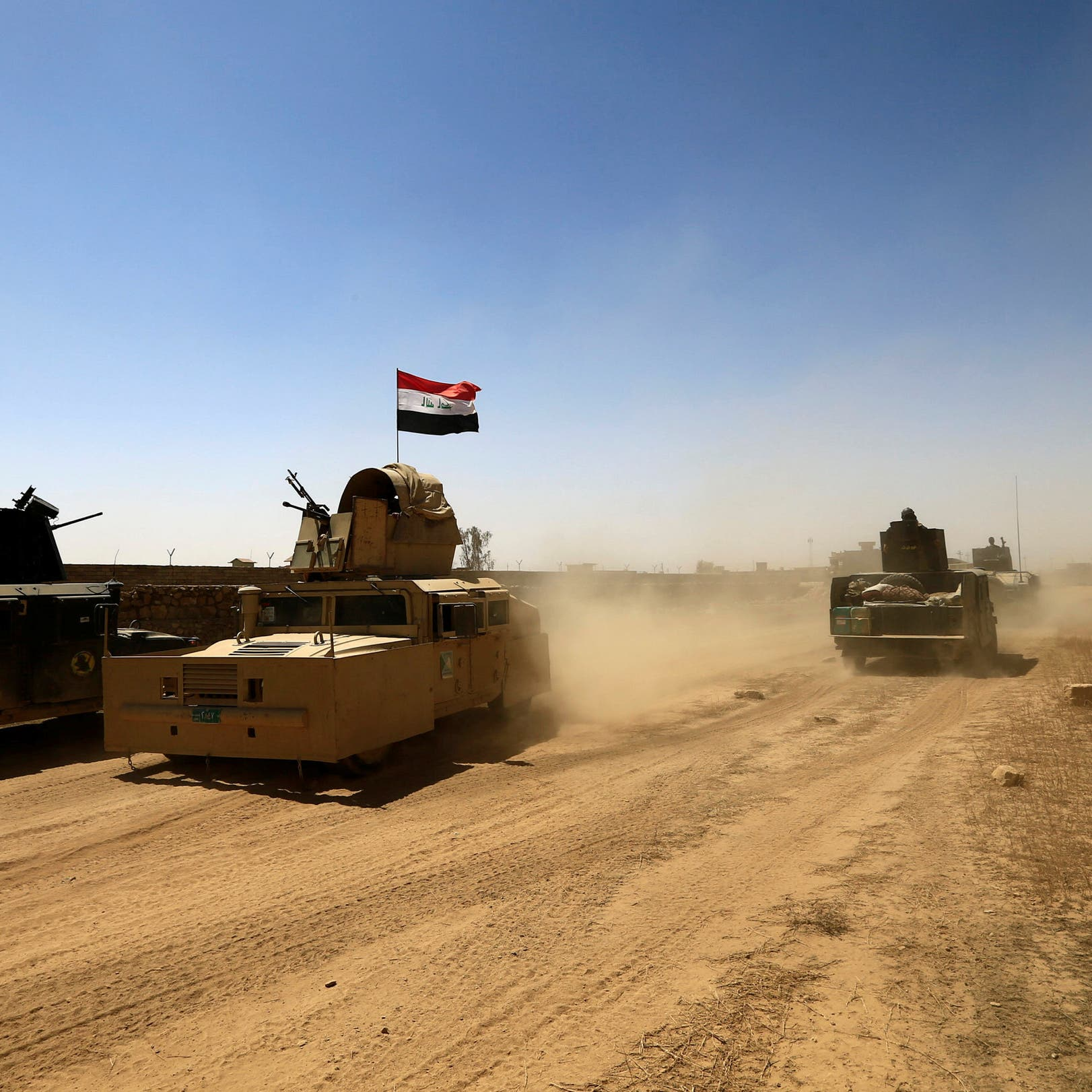 What happened in Afghanistan will not happen in Iraq: Iraqi military