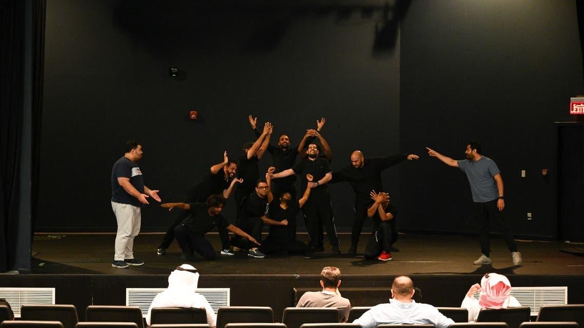 المسرح في المدارس