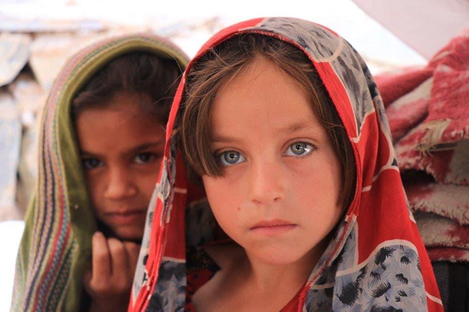 أطفال أفغانستان يشدون أعينهم إلى المستقبل بعد أن ضاعت طفولتهم بفعل الحرب والإرهاب