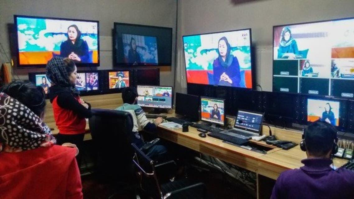 زنان در رسانه های افغانستان