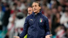Italy can get better before World Cup, says coach Mancini