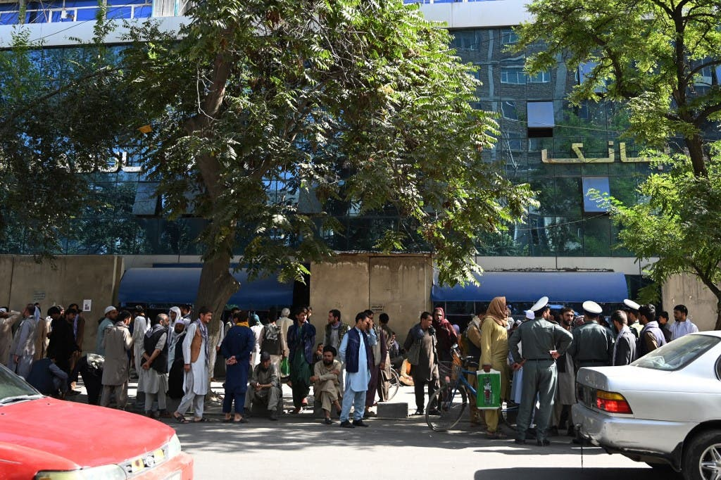 The economy puts pressure on the Taliban.  Kabul airport catches his breath