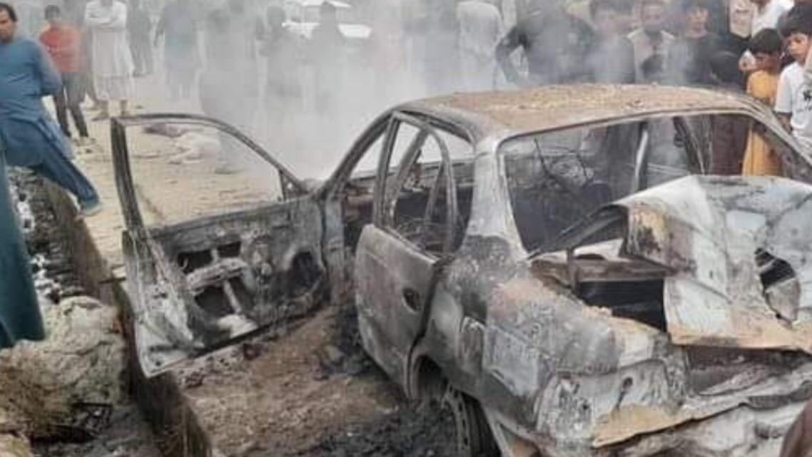 تفجير سابق في أفغانستان (ارشيفية)