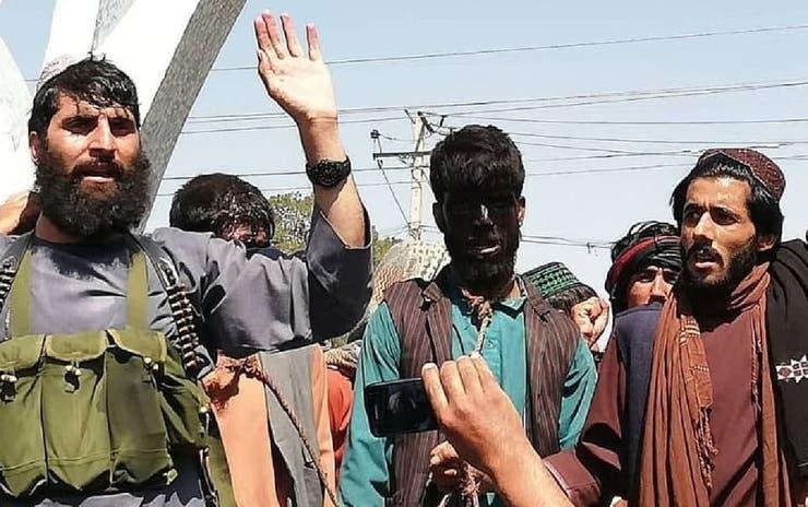 طالبان در هرات دزدان را مجازات کردند