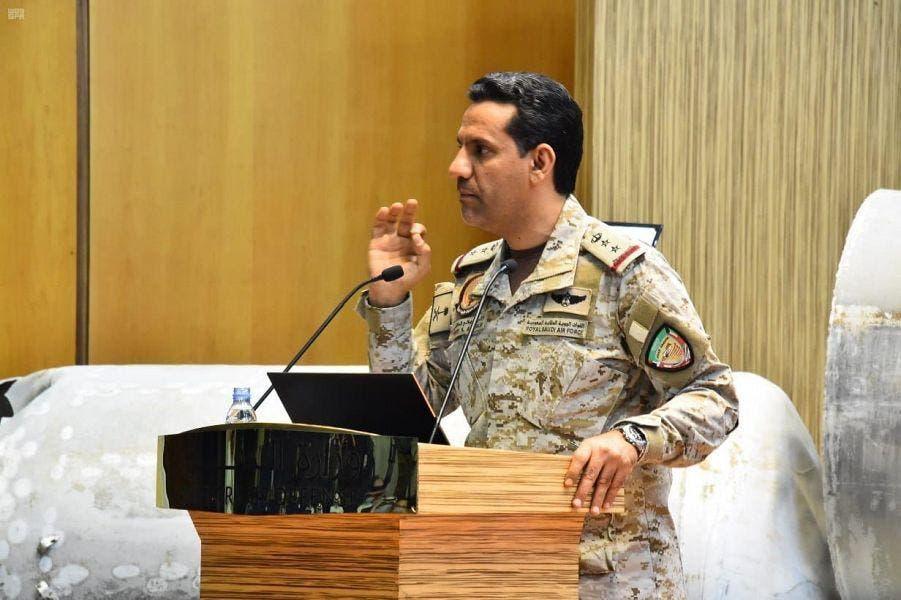 سرتیپ ترکی المالکی، سخنگوی ائتلاف عربی حامی دولت قانونی یمن