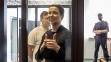Belarus prosecutors seek 12 years in jail for protest leader Maria Kolesnikova