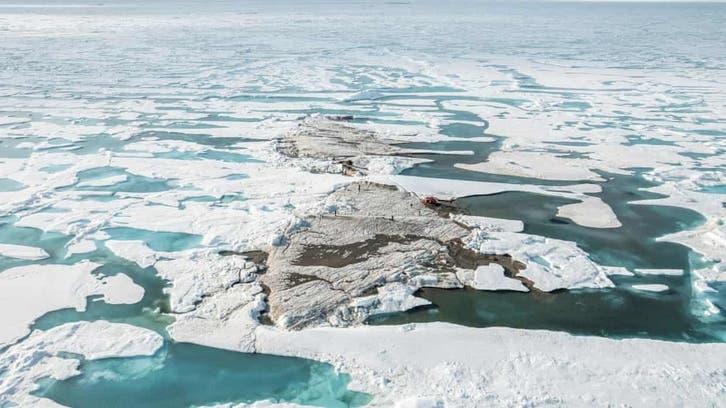 شمالیترین خشکی زمین کشف شد