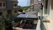 People turn to solar power supplies as Lebanon's fuel crisis, power outages worsen