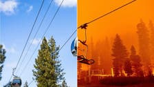 Interactive: Before and after images shows destruction of California's Caldor fire