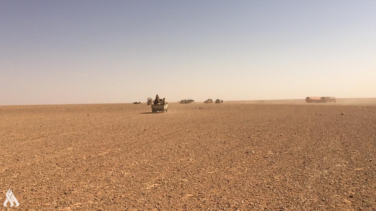 القوات العراقية نقلا عن الوكالة الرسمية