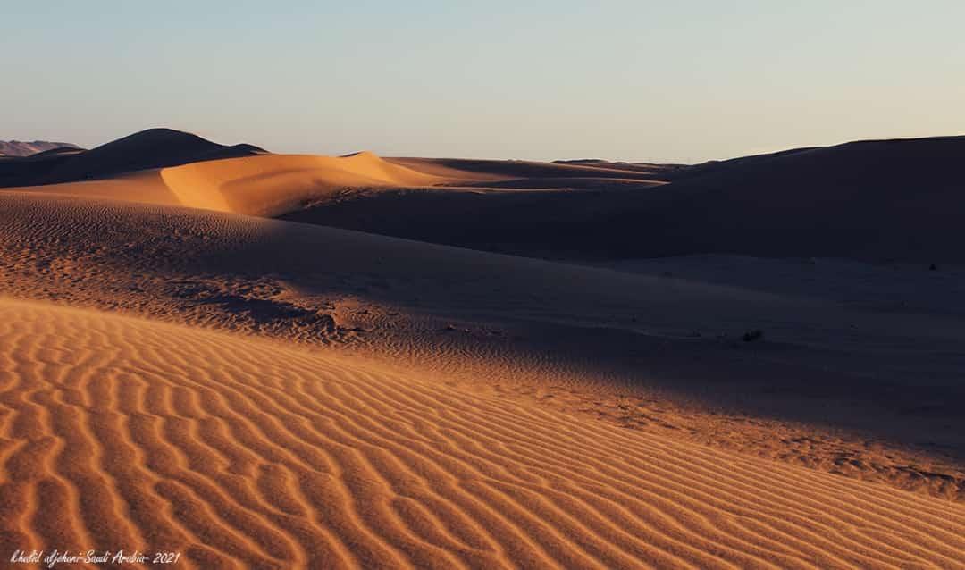 الكثبان الرملية في أملج...