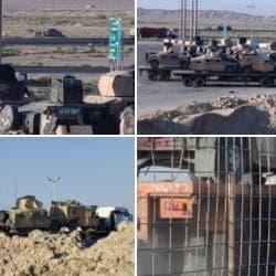 شاحنات إيرانية تنقل مدرعات أميركية.. وأنباء عن تهريبها من أفغانستان