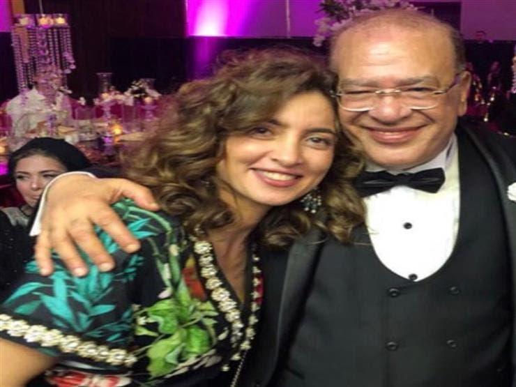 ساندرا نشأت مع الفنان صلاح عبدالله