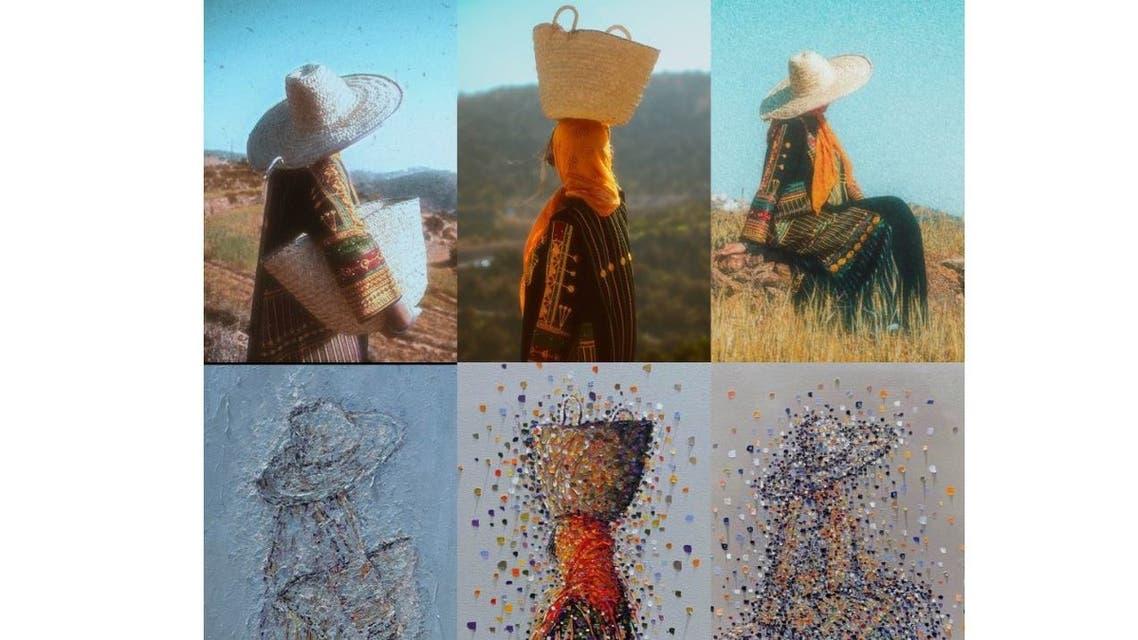 تحويل الصور إلى لوحات فنية