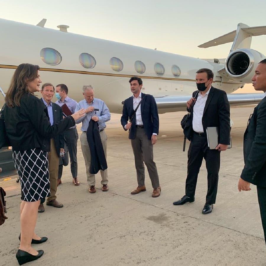 US Senate delegation in Lebanon to discuss political, economic crisis