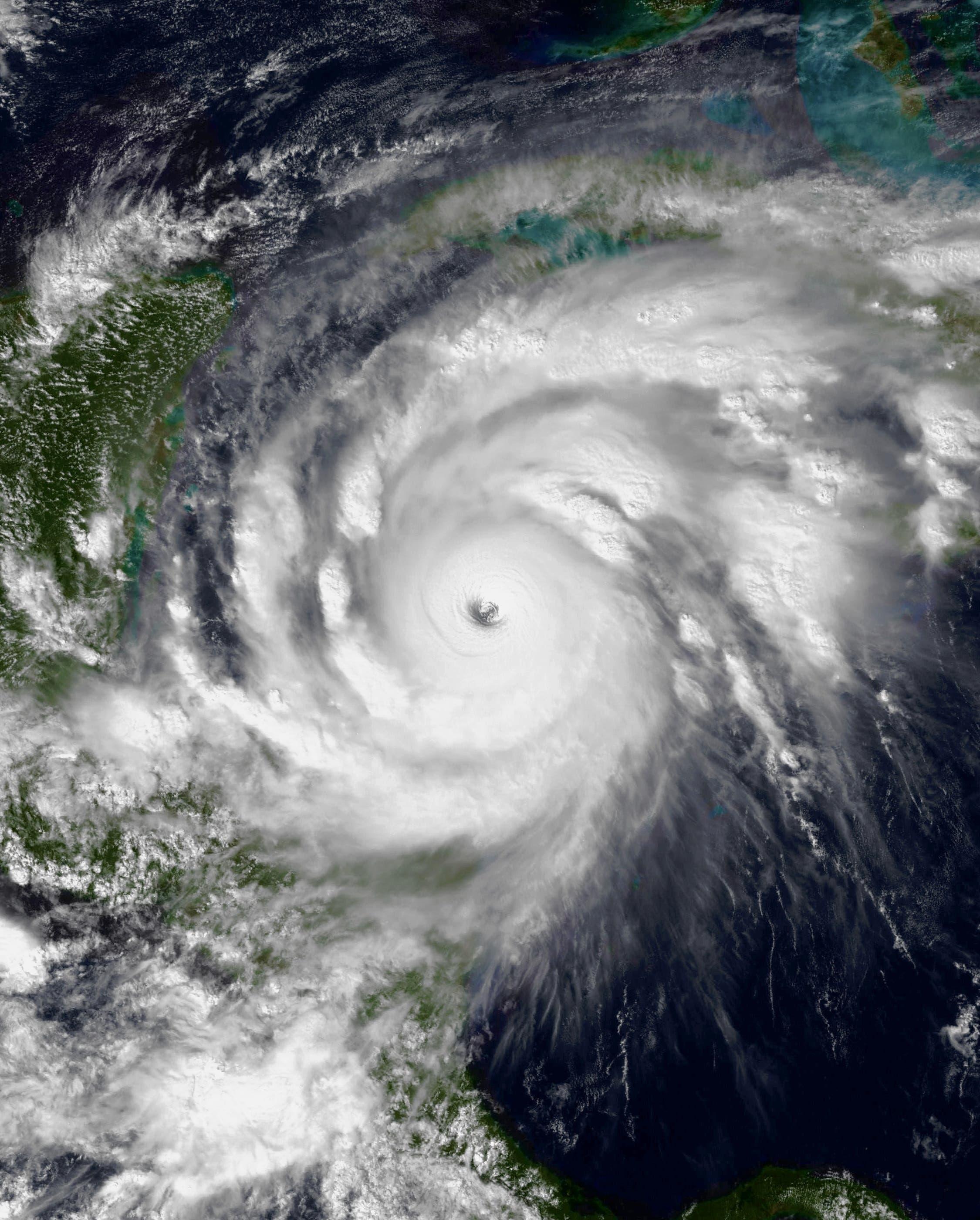 إعصار ميتش يوم 26 تشرين الأول أكتوبر 1998
