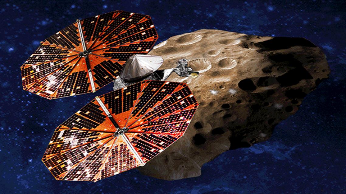 سیارکهای تروایی