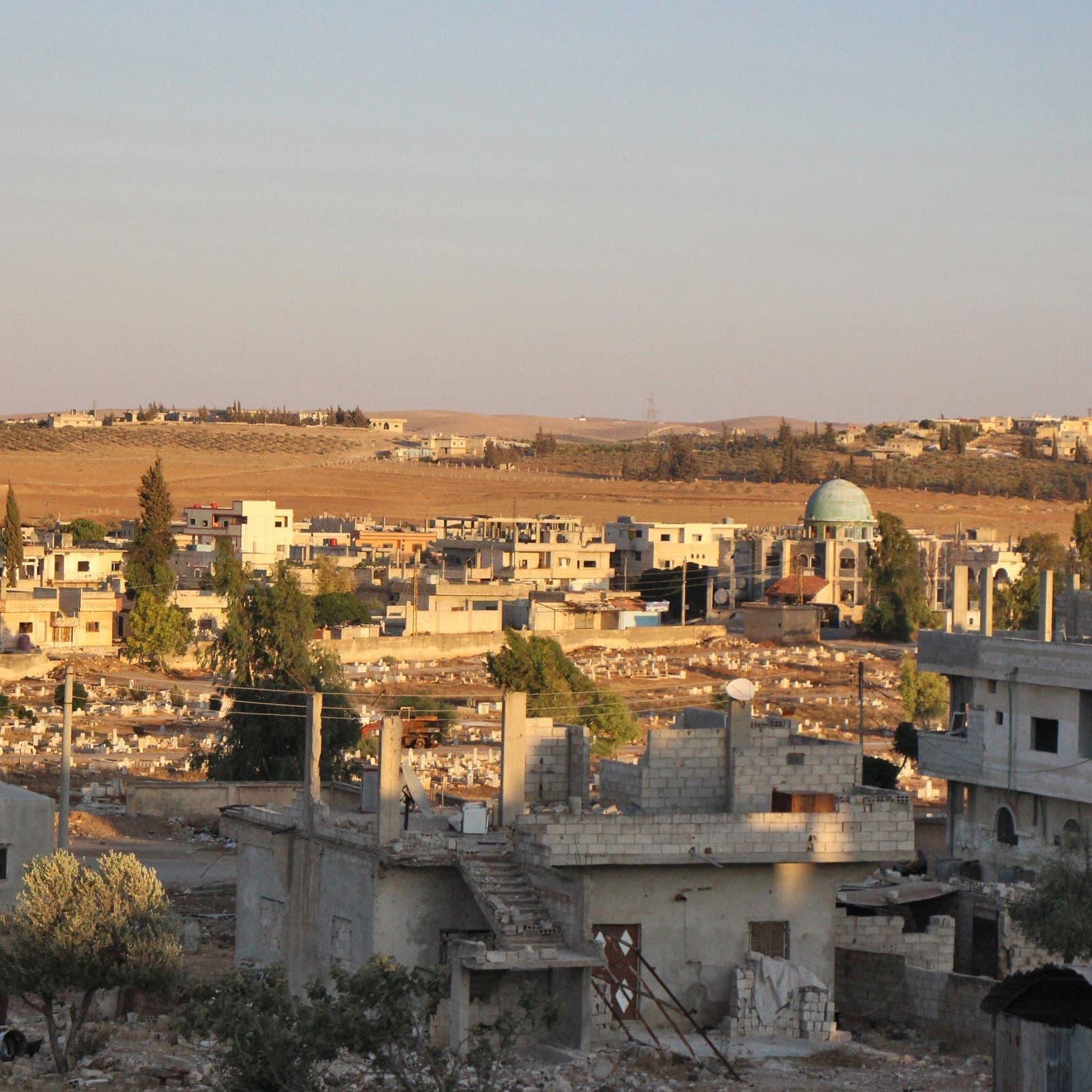 إعلام النظام السوري: بدء تسليم أسلحة وتسوية أوضاع بدرعا