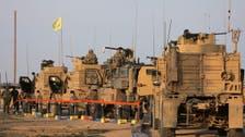 قذائف مصدرها النظام تسقط بمحيط قاعدة أميركية في دير الزور