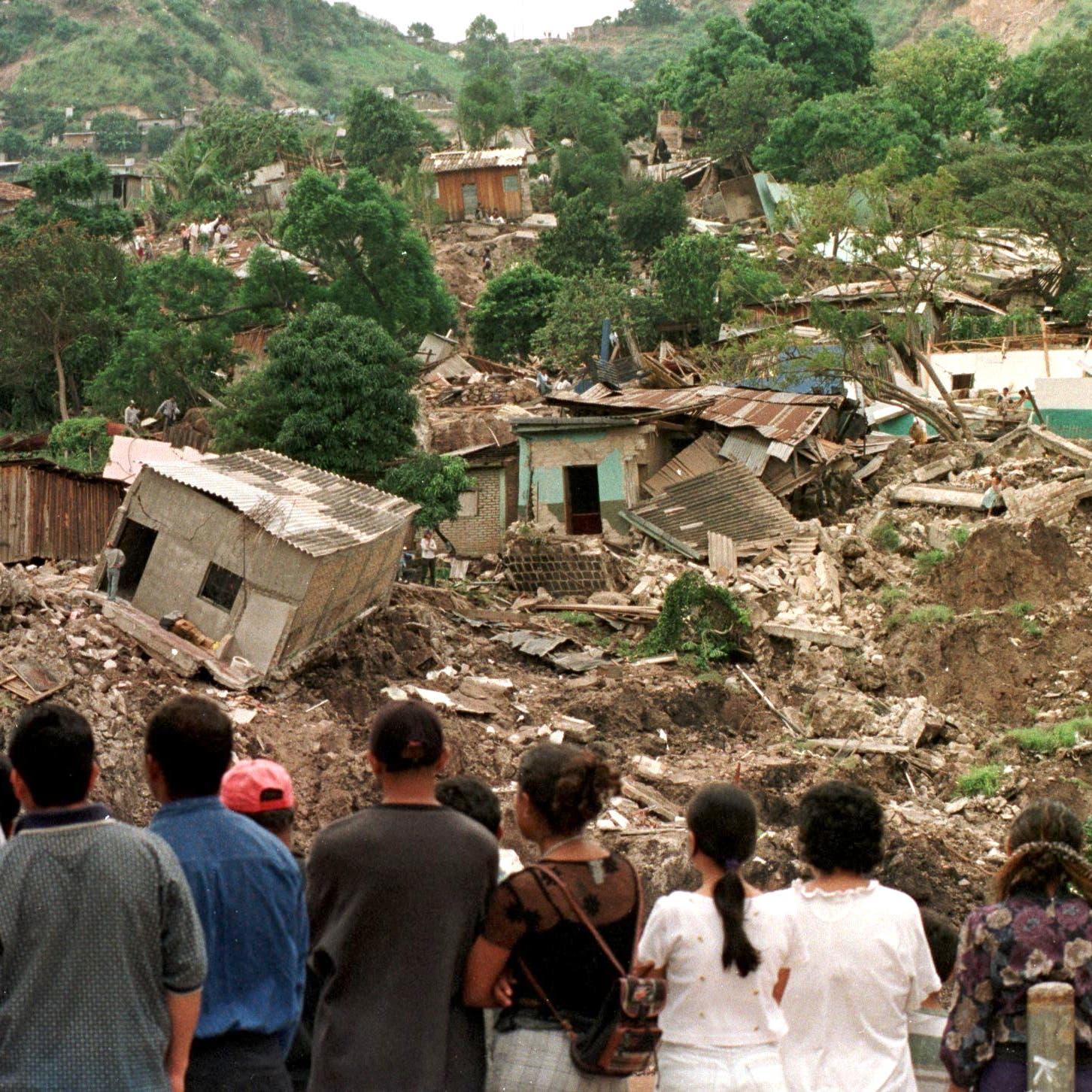 ميتش..إعصار قتل 11 ألفا بشمال القارة الأميركية