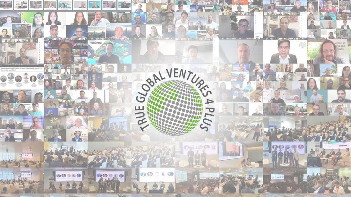The True Global Ventures 4 Plus Fund logo. (Supplied)
