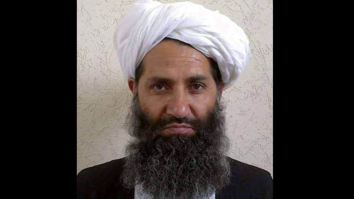 Taliban leader Mullah Haibatullah Akhundzada is seen in an undated photograph, posted on a Taliban twitter feed on May 25, 2016. (File photo: Reuters)