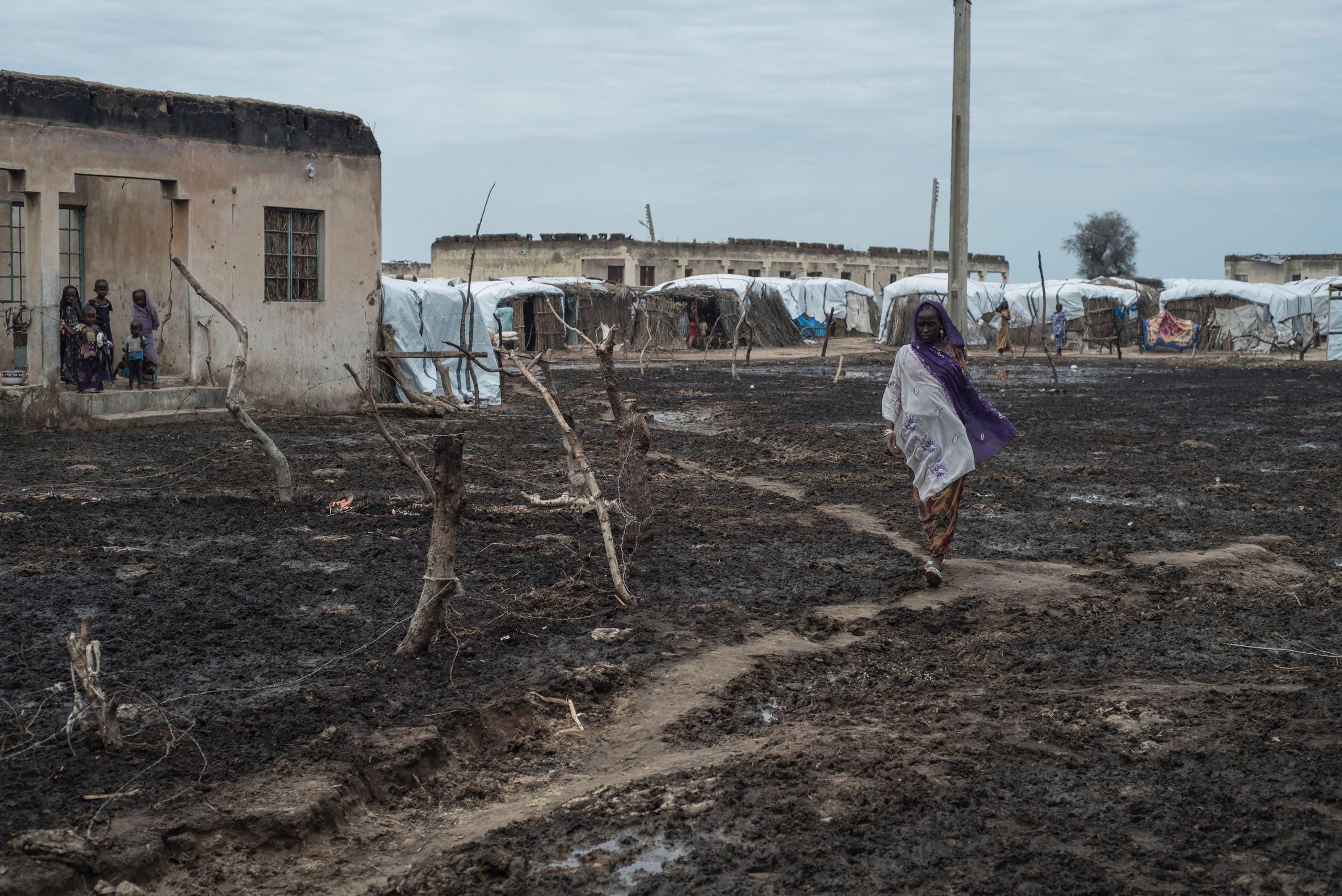 Isis strikes in Nigeria kills 17 people, including a humanitarian worker