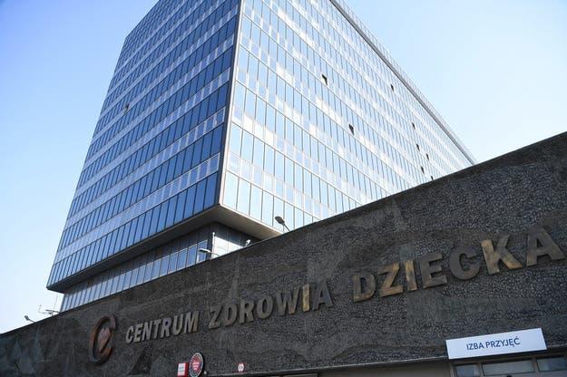 """مركز """"معهد صحة الأطفال"""" في وارسو"""