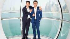 Palestinian artist Mohammed Assaf's wax figure unveiled on Dubai Eye