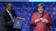 WHO launches pandemic data hub in Berlin