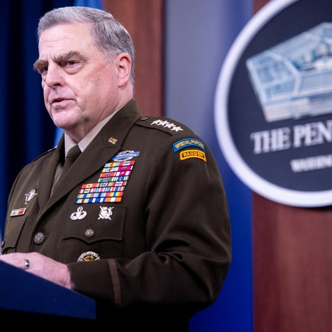 US Gen. Milley: Whisperer to presidents, target of intrigue