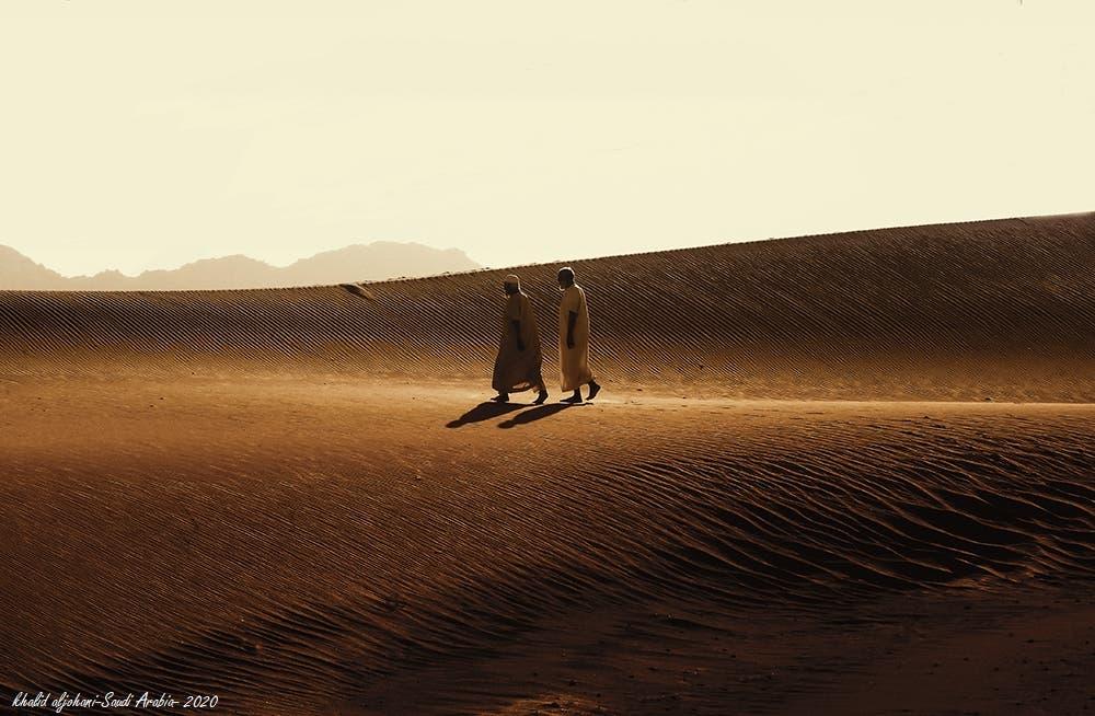 الكثبان الرملية في أملج