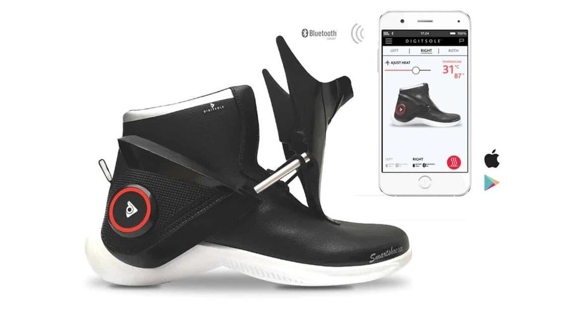 أحذية ذكية