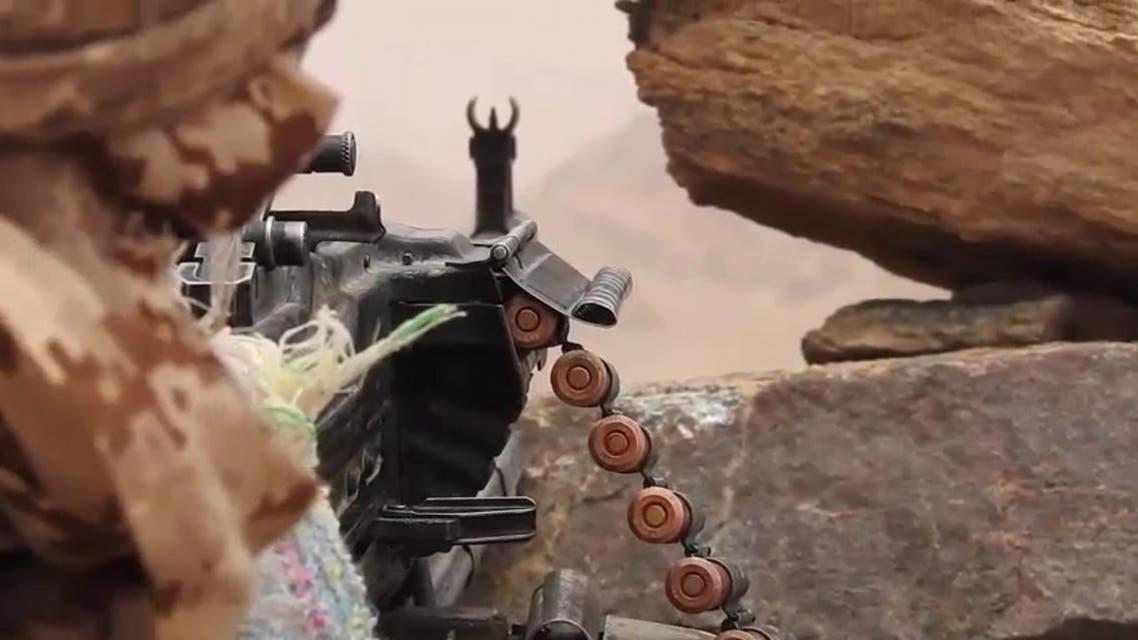 نیروهای ارتش یمن